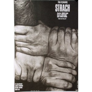 Strach, Polish Movie Poster