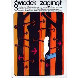 Swiadek zaginal, Polish...